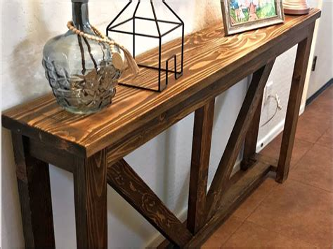 Simple-Rustic-Desk-Diy