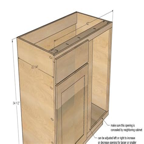 Simple-Sideboard-Plans