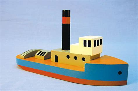 Simple-Toy-Boat-Plans