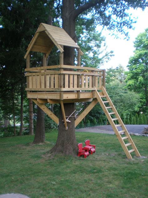 Simple-Treehouse-Plans