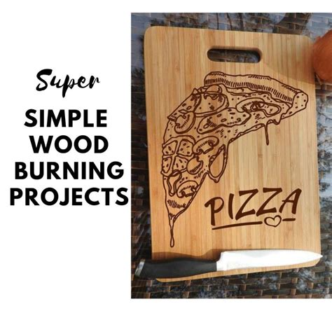 Simple-Wood-Burning-Projects