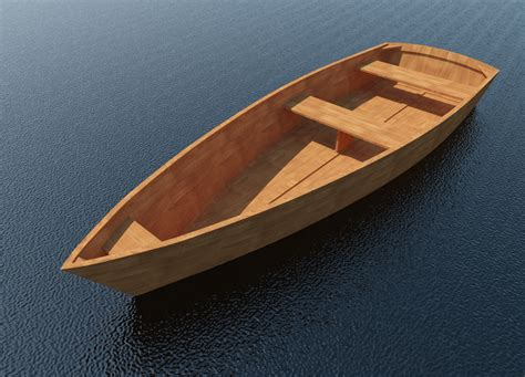 Simple-Wood-Row-Boat-Plans
