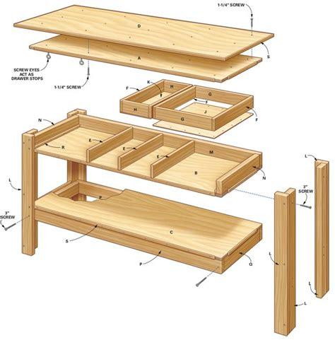 Simple-Workbench-Plans-Pdf