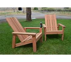 Best Simple chair design plans