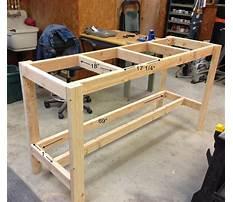 Best Simple diy workbench