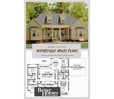 Best Simple floor plans cheap to build