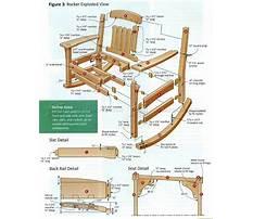 Best Simple rocking chair plans.aspx