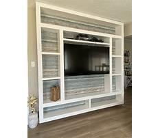 Best Simple shelf entertainment center