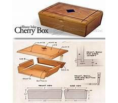 Best Simple wooden box plans pdf