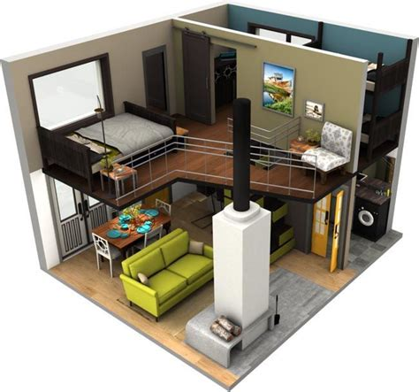 Sims-5x5-Tiny-House-Floor-Plans