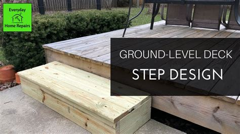 Single Box Step Plans