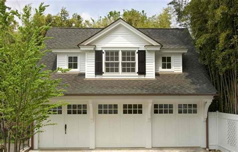 Single Garage With Room Above Plansource