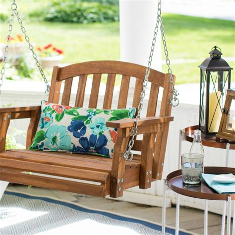 Single Porch Swing Chair Plans