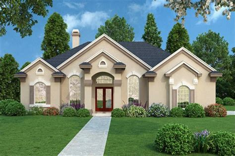 Single Story House Plans