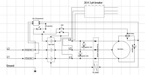Single To Three Phase Converter Plans Static Rotary Lift