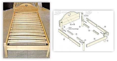 Single-Bed-Plans-Free