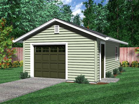 Single-Car-Detached-Garage-Plans