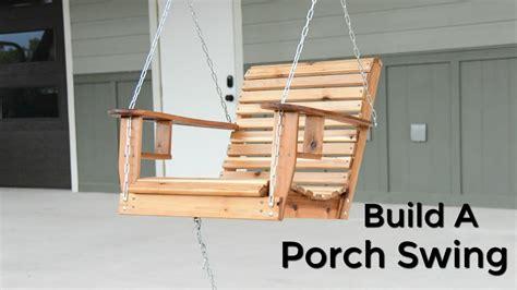 Single-Person-Porch-Swing-Plans