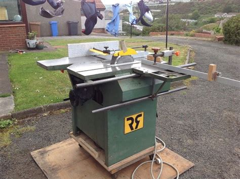 Single-Phase-Woodworking-Machines