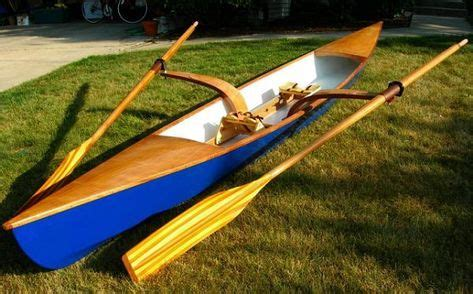 Single-Rowing-Pull-Scull-Skiff-Woodworking-Plans