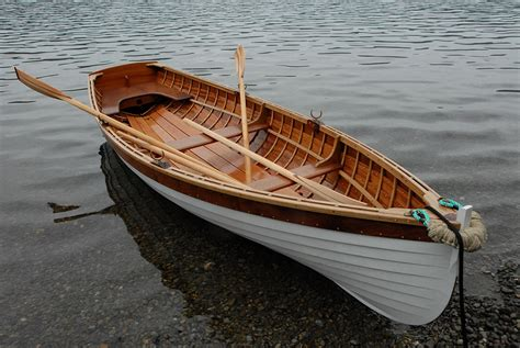 Single-Rowing-Pull-Skiff-Woodworking-Plans