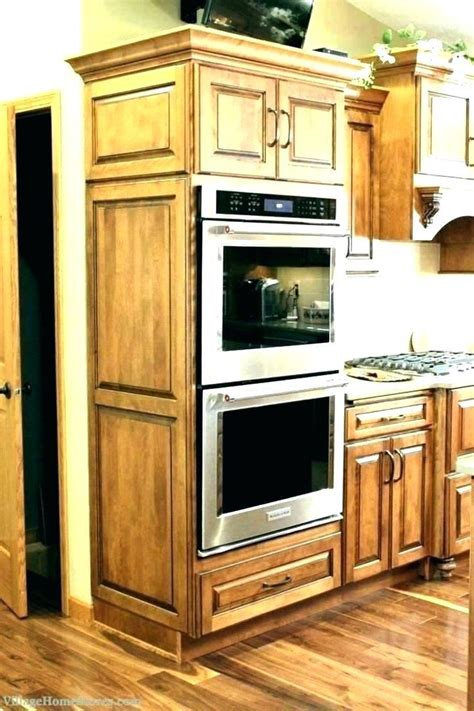 Single-Wall-Oven-Cabinet-Plans