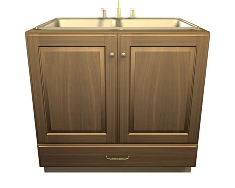 Sink Base Cabinets With Drawer On The Bottom