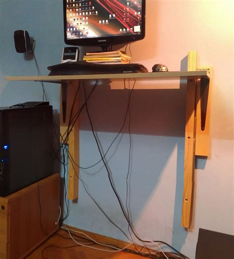 Sit To Stand Desk Diys