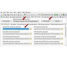 Best Sitemap xml formatting