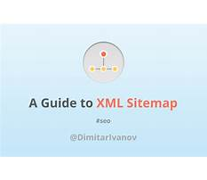 Best Sitemap xml parameters define