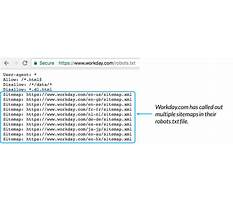 Best Sitemap xml syntax examples