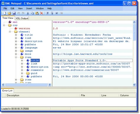 Sitemap11 xml notepad++ Image