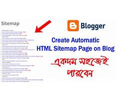 Best Sitemap21 xml file