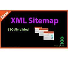 Best Sitemaps xml youtube tutorial