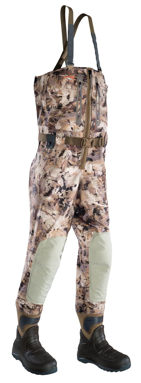 Sitka Delta Waders And Mp5 Pistol