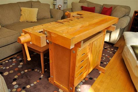 Sjobergs Woodworking Bench