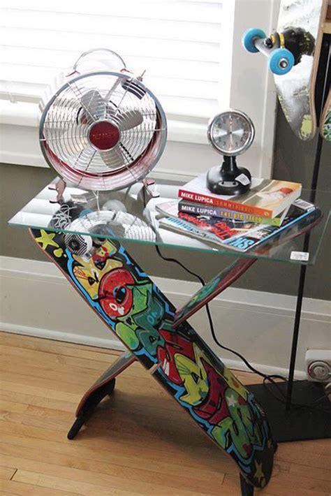 Skateboard-Table-Diy