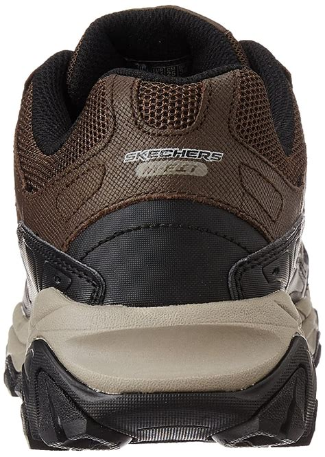 Skechers Afterburn Memory Fit Strike On Sneaker Mens