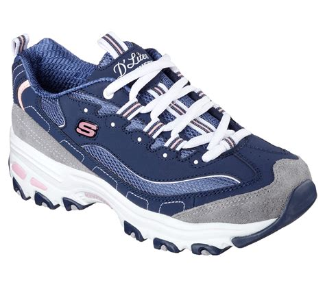 Skechers D Lites Sneakers