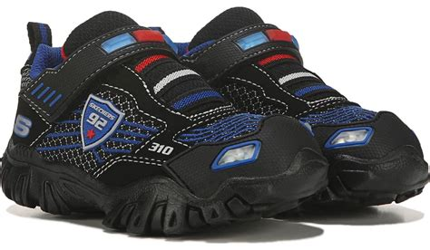 Skechers Damager Police Light Up Sneakers