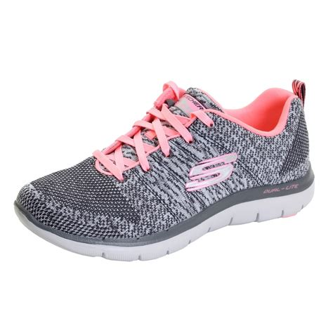 Skechers Flex Appeal 2 High Energy Sneaker Women& 39