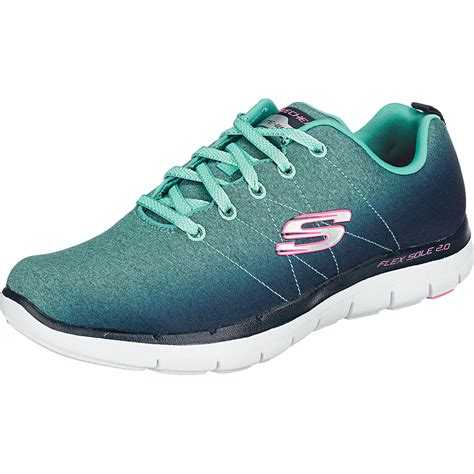 Skechers Flex Appeal 2.0 Brightside Womens Sneakers