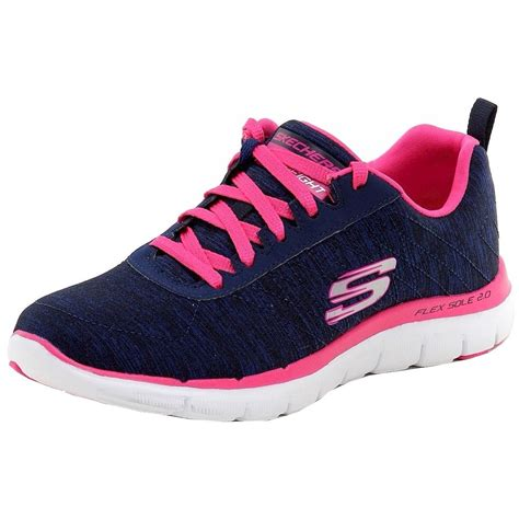 Skechers Flex Appeal 2.0 Sneaker Women's 9.5 W