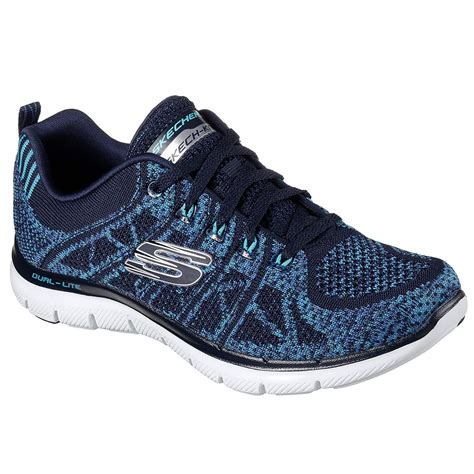 Skechers Flex Appeal 2.0 Training Sneaker Women& 39