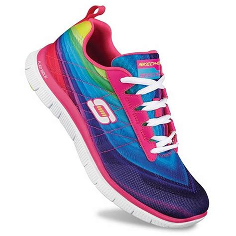 Skechers Flex Appeal Pretty Please Sneaker Womens