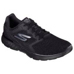 Skechers Goga Mens Sneakers Lace Up