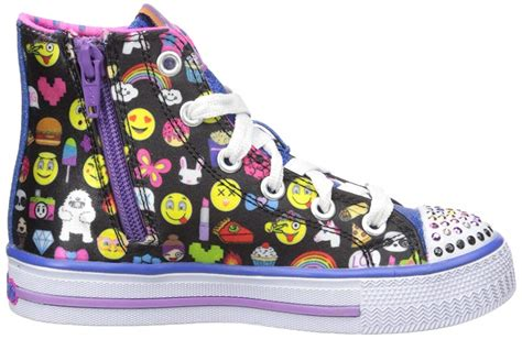 Skechers Kids Shuffles Chat Time Sneaker