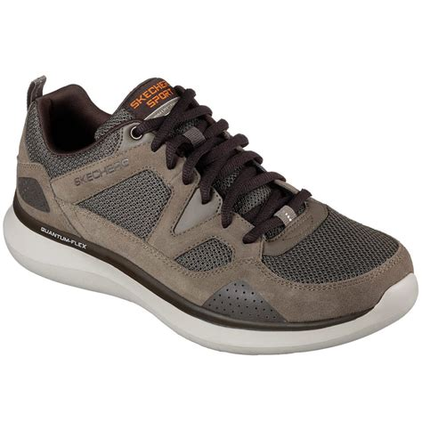 Skechers Men's Relaxed Fit Quantum Flex Country Walker Sneakers Wide