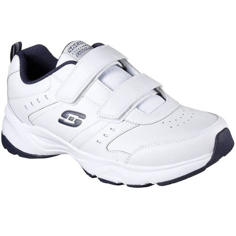 Skechers Mens Velcro Sneakers