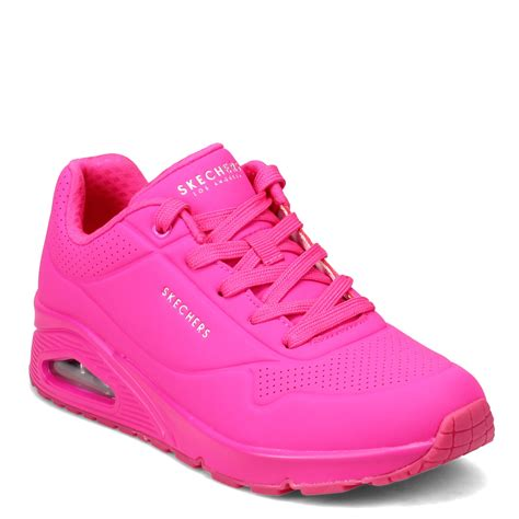 Skechers Neon Sneakers